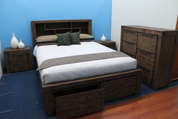 CULBURRA BED WITH STORAGE