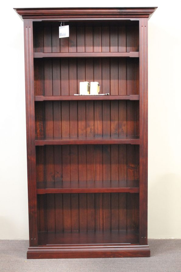 ORION BOOKCASE- Choose a Colour- SA Made