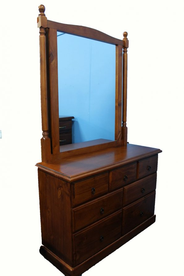 JARVIS DRESSER AND MIRROR