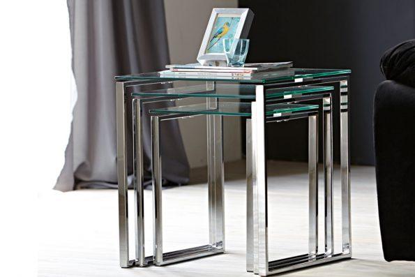 KYABRAM NEST OF TABLES