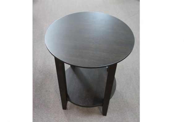 QUINN ROUND LAMP TABLE