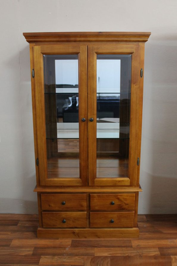 GRANVILLE LARGE DISPLAY CABINET