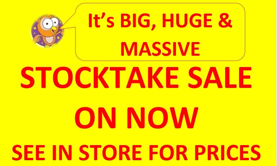 stocktake sale2