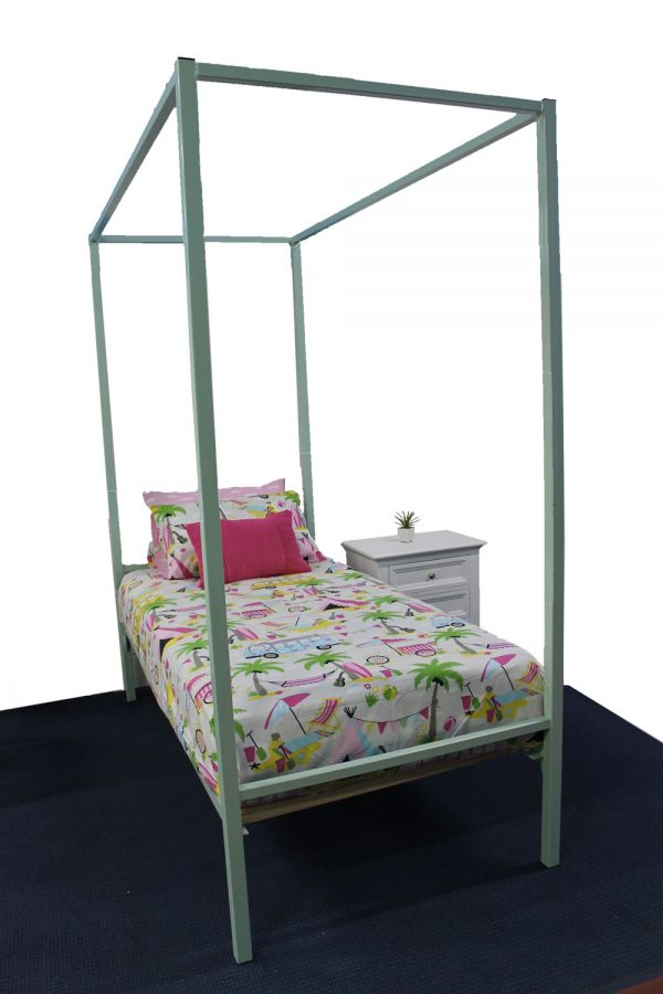WINULTA 4 POSTER BED – 16 Colours