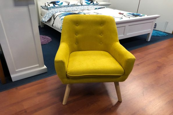 A OXLEY ACCENT CHAIR